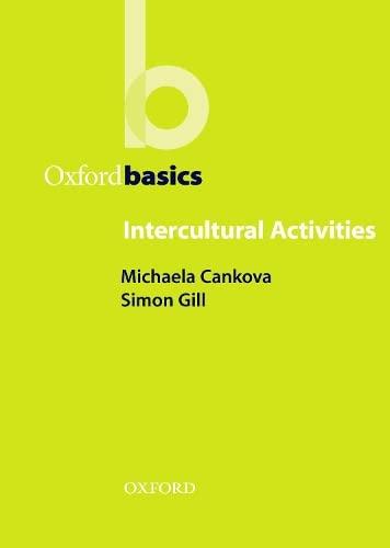Intercultural Activities By Michaela Cankova
