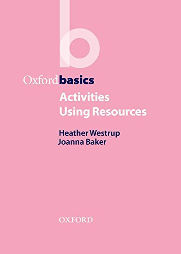 Activities Using Resources By Heather Westrup