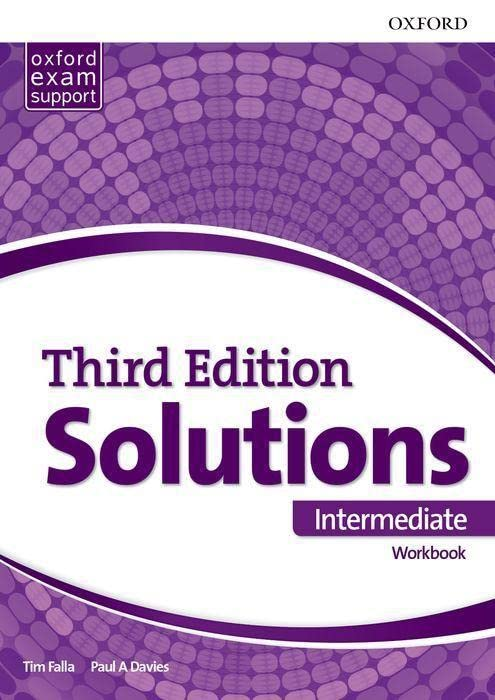 Solutions: Intermediate: Workbook By Paul Davies