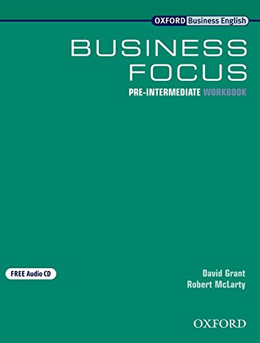 Business Focus Pre-Intermediate by