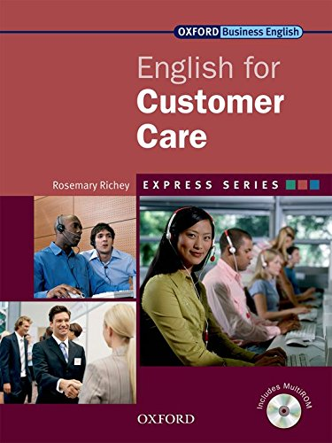 Express Series: English for Customer Care by Rosemary Richey