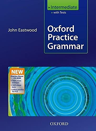 Oxford Practice Grammar Intermediate: With Key Practice-Boost CD-ROM Pack: With Key Practice-boost CD-ROM Pack Intermediate level
