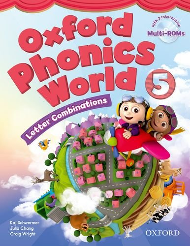 Oxford Phonics World: Level 5: Student Book with MultiROM by