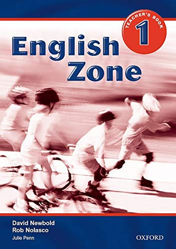 English Zone 1: Teacher's Book by Rob Nolasco