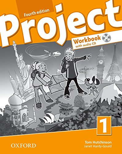 Project: 1: Workbook with Audio CD By Hutchinson