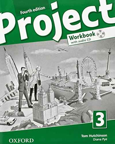 Project: 3: Workbook with Audio CD By Hutchinson