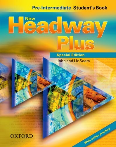 New Headway Plus Special Edition Pre Intermediate Oxford Learn Pack