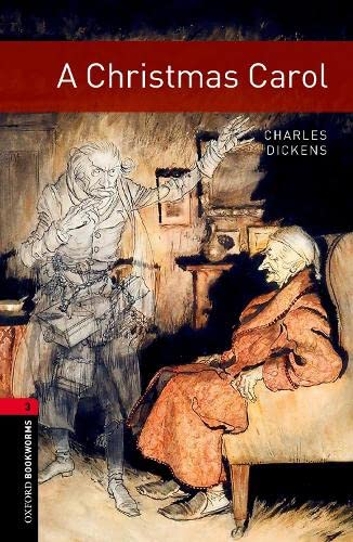 Oxford Bookworms Library: Level 3:: A Christmas Carol By Charles Dickens