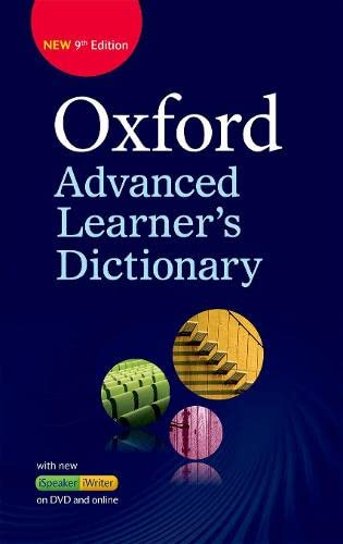 Oxford Advanced Learner's Dictionary: Hardback + DVD + Premium Online Access Code By Unknown