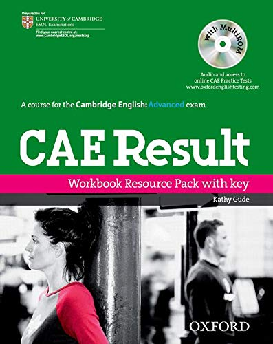 CAE Result Workbook Resource Pack With Key By Paul A. Davies