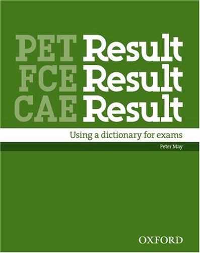 Fce Result. Teacher's Pack By David Baker (Health Protection Agency UK)