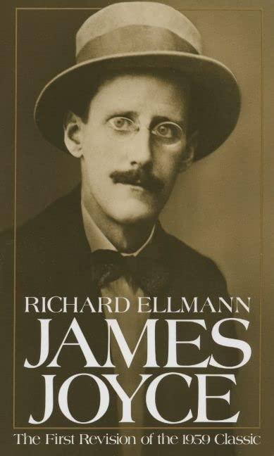 James Joyce von Richard Ellmann