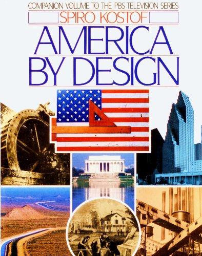 America by Design By Spiro Kostof