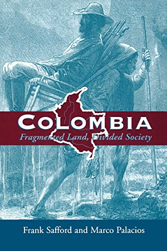 Colombia By Frank Safford