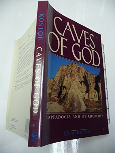 Caves of God By Spiro Kostof