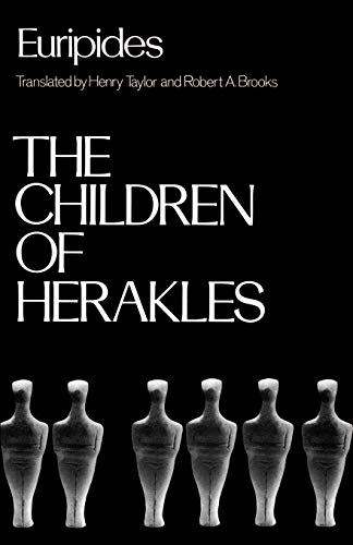 The Children of Herakles By Euripides