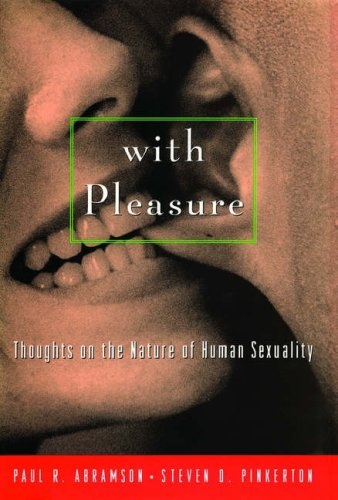 With Pleasure By Paul R. Abramson