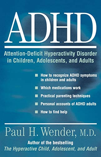 the attention deficit hyperactivity deficit disorder issue for the children in the united states