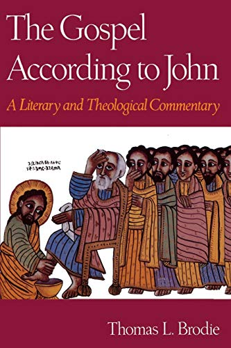 The Gospel According to John By Thomas L. Brodie (Professor of Theology, Professor of Theology, Aquinas Institute)
