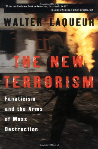The New Terrorism By Walter Laqueur (Center for Strategic and International Studies)