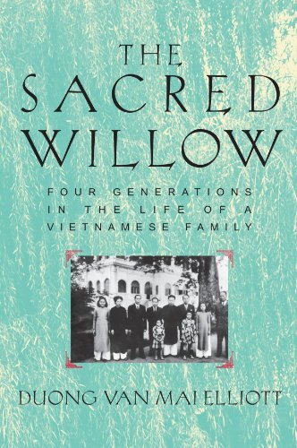 The Sacred Willow By Mai Elliott