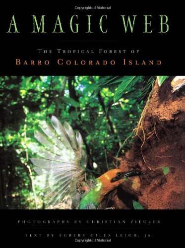 A Magic Web: The Tropical Forest of Barro Colorado Island by Egbert Giles Leigh