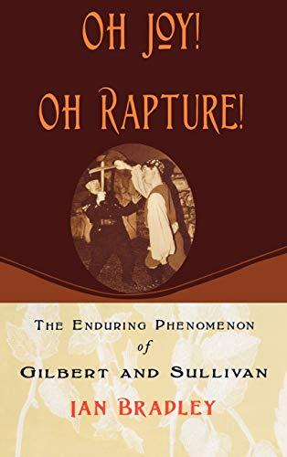 Oh Joy! Oh Rapture! By Ian C. Bradley