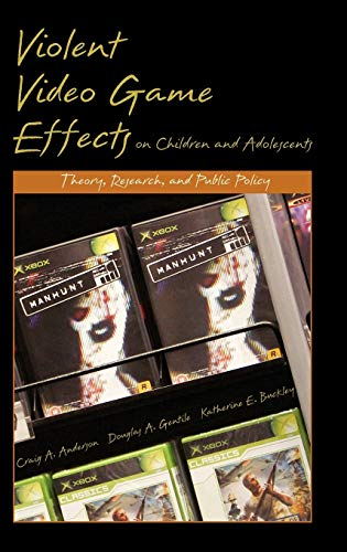 Violent Video Game Effects on Children and Adolescents By Craig A. Anderson (Distinguished Professor of Psychology, Distinguished Professor of Psychology, Iowa State University)