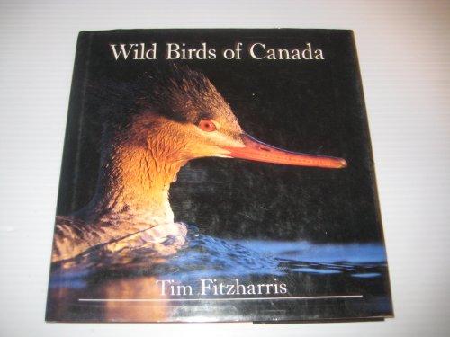 Wild Birds of Canada By Tim Fitzharris