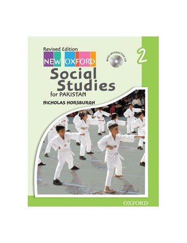 New Oxford Social Studies for Pakistan Book 2 By Nicholas Horsburgh