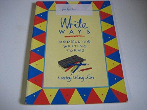 Write Ways By Lesley Wing Jan