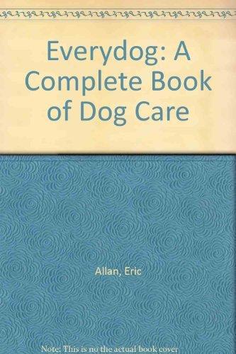 Everydog By Eric Allan