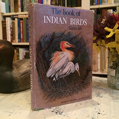 The Book of Indian Birds By Salim Ali