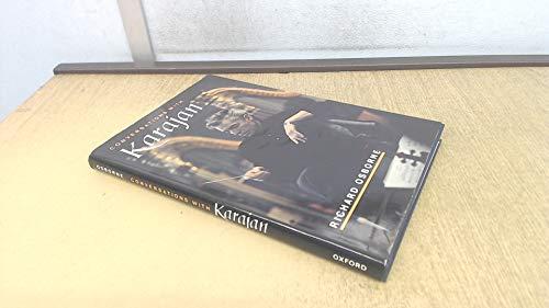 Conversations with Karajan By Richard Osborne