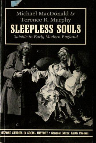Sleepless Souls By Michael MacDonald
