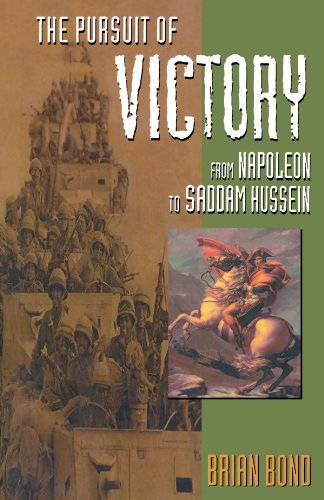 The Pursuit of Victory By Brian Bond (Professor of Military History, Professor of Military History, King's College, London)