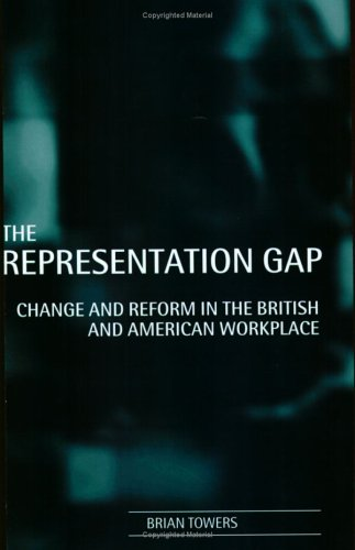 The Representation Gap By Brian Towers