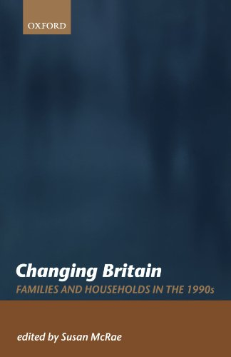 Changing Britain By Susan McRae
