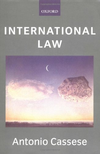 International Law, 2nd Ed. By Antonio Cassese