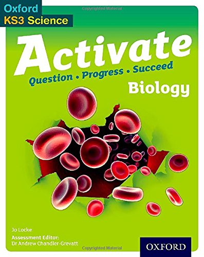 Activate Biology Student Book By Jo Locke