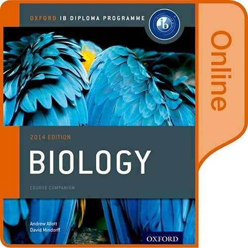 IB Biology Online Course Book: Oxford IB Diploma Programme by Andrew Allott