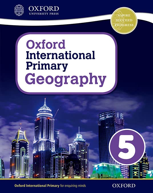 Oxford International Primary Geography: Student Book 5 von Terry Jennings