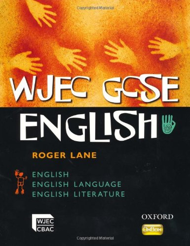 WJEC GCSE English: Student Book By Roger Lane