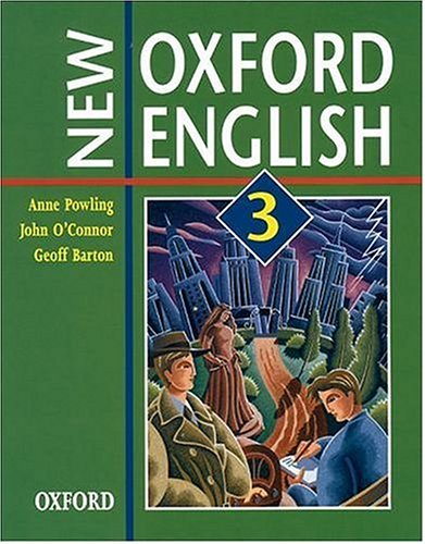 New Oxford English: Student's Book 3: Student's Book Bk.3 By Anne Powling
