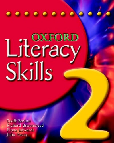 Oxford Literacy Skills By Geoff Barton