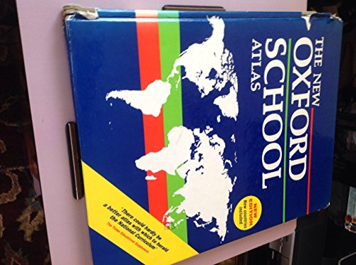 The New Oxford School Atlas By Edited by Patrick Wiegand