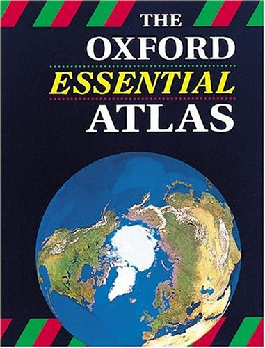 The Oxford Essential Atlas By Edited by Patrick Wiegand