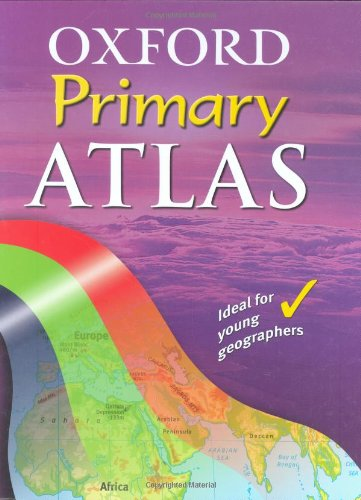 ATLASES PRIMARY ATLAS By Patrick Wiegand