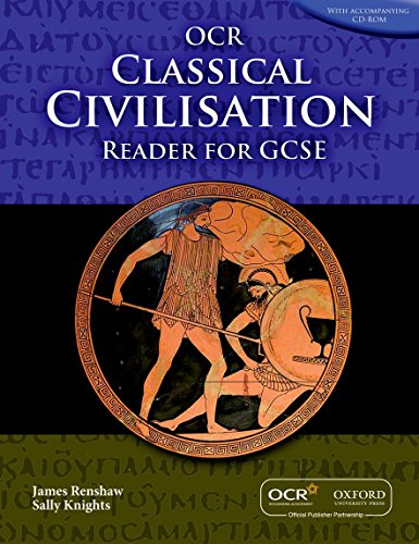 GCSE Classical Civilisation for OCR Students' Book By James Renshaw