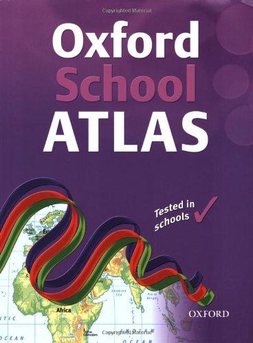 OXFORD SCHOOL ATLAS by